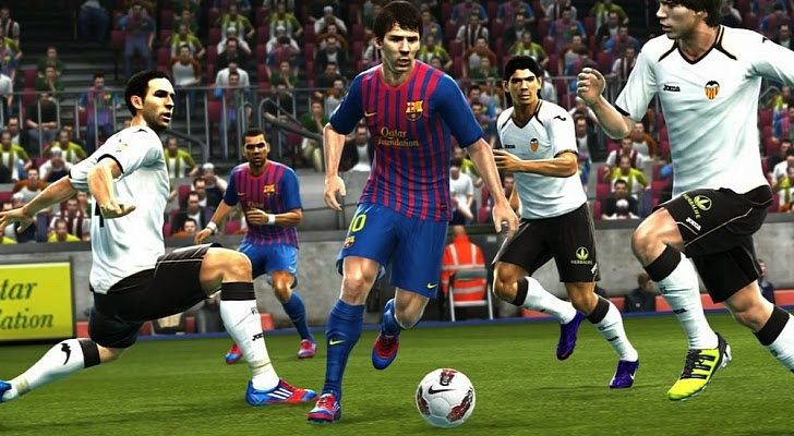 Download PES 2015 Android + Data APK (165.25 mb) Terbaru