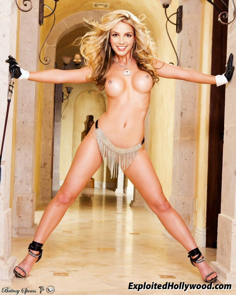 Photo de lances Britney nues