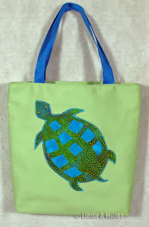Small Turtle Bag