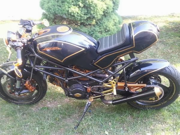 Ducati Bobber Monster Cafe Racer On Craigslist Ala Tigho NYDucati