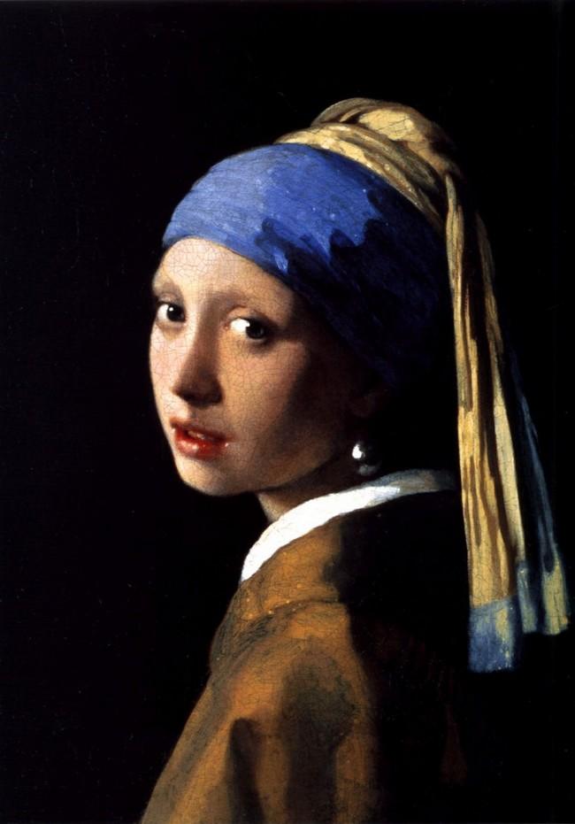 A moça com brinco de pérola
