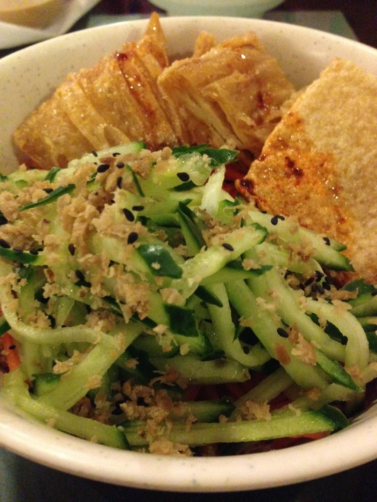 Adelaide, Food, Thea, Vegetarian, Cold Noodles, CBD