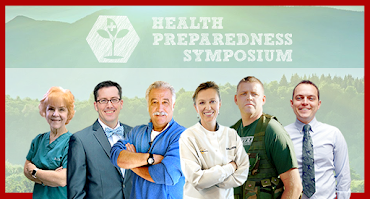 Health Preparedness Symposium!