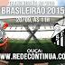 BRASILEIRÃO - CORINTHIANS x SANTOS - 11h - 20/09