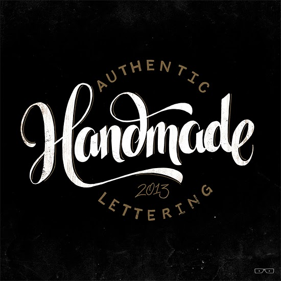 Hand-Lettering Work by Jason Vandenberg