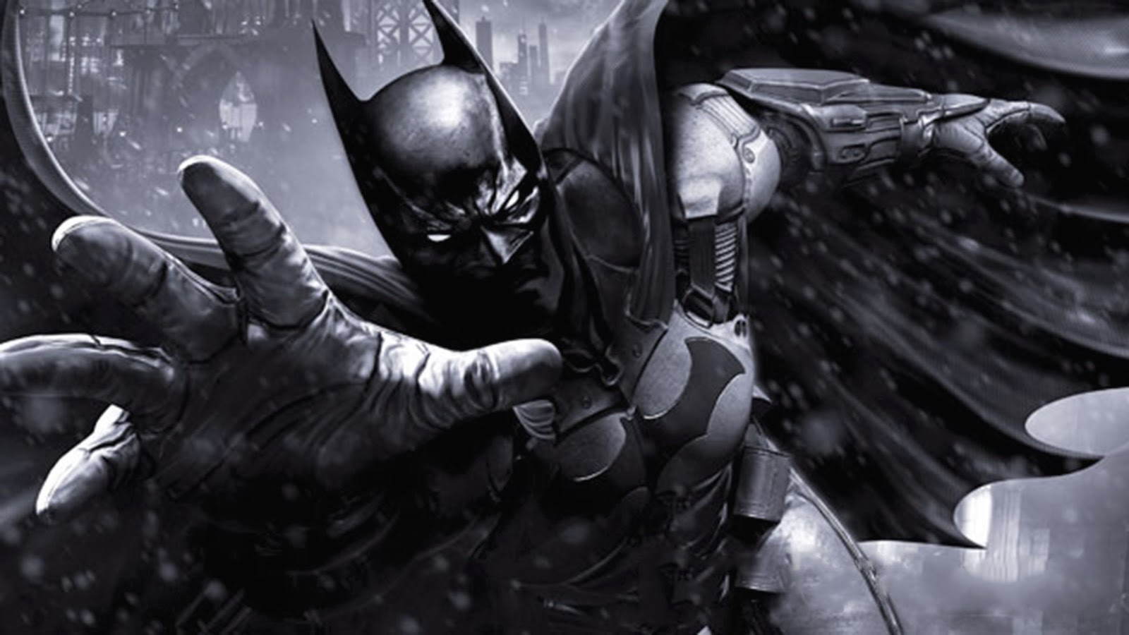HD Batman Arkham Origins Wallpaper