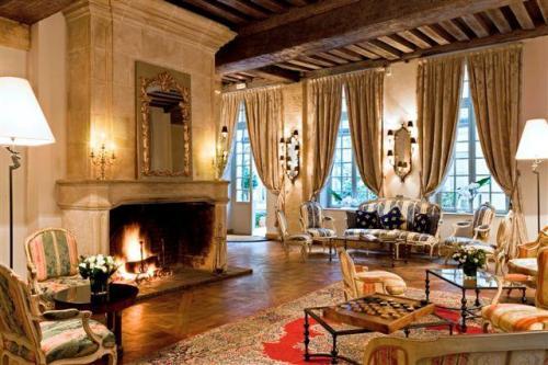 Hotel - Les plus beaux salons ...
