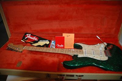 Fender Custom Shop John Page Moto Strat One-Off