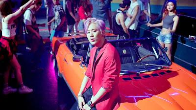 Teen Top Chunji in Ah Ah MV