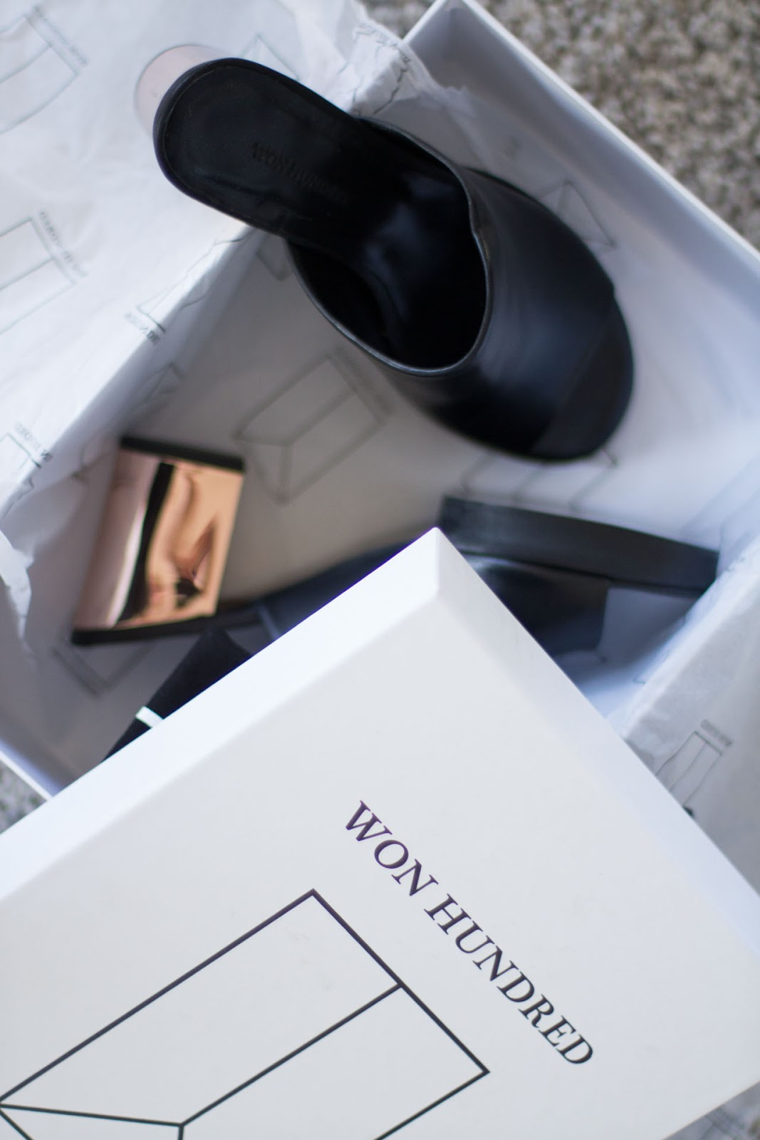 new Won Hundred shoes - mules - Scandinavian - Canadian Fashion Blog