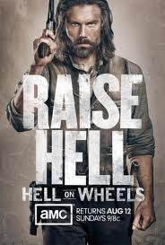 Hell On Wheels 2×03 Online