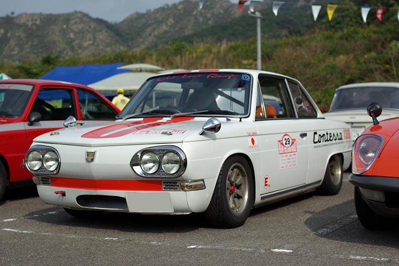 dawne samochody, klasyki, Hino Contessa, japońskie auta, 日野・コンテッサ