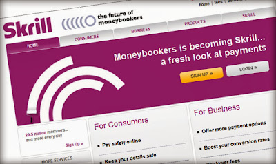 skrill moneybookers payment system