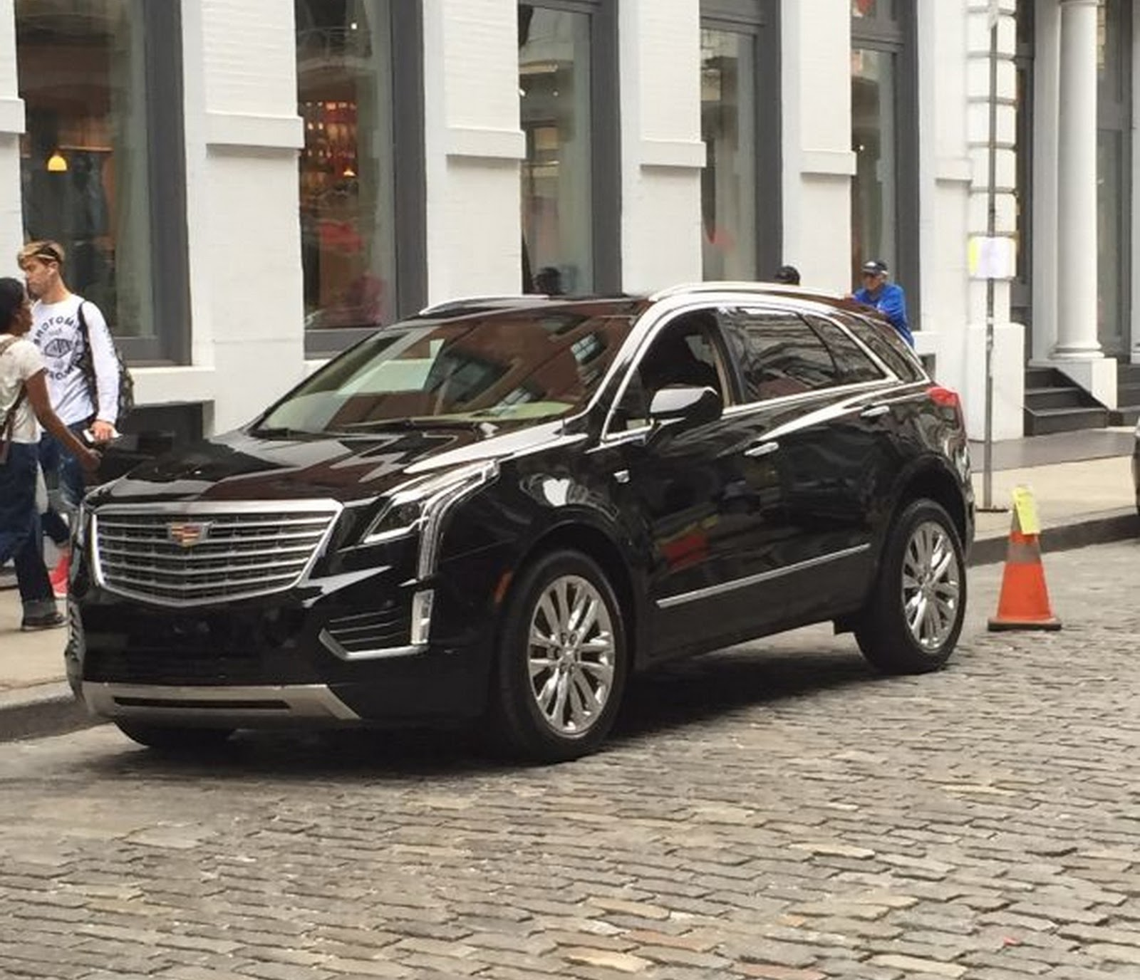 New 2016 Cadillac: New 2016 Cadillac XT5 Spotted Undisguised! Replaces SRX