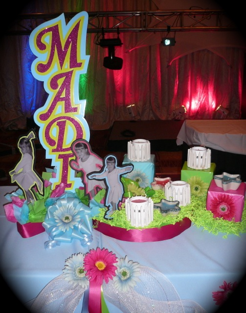 Musing with marlyss smaller candle lighting centerpieces