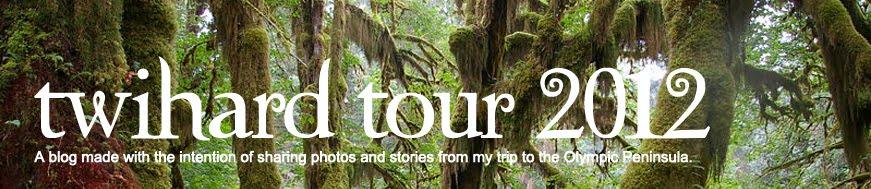 Twihard Tour 2012