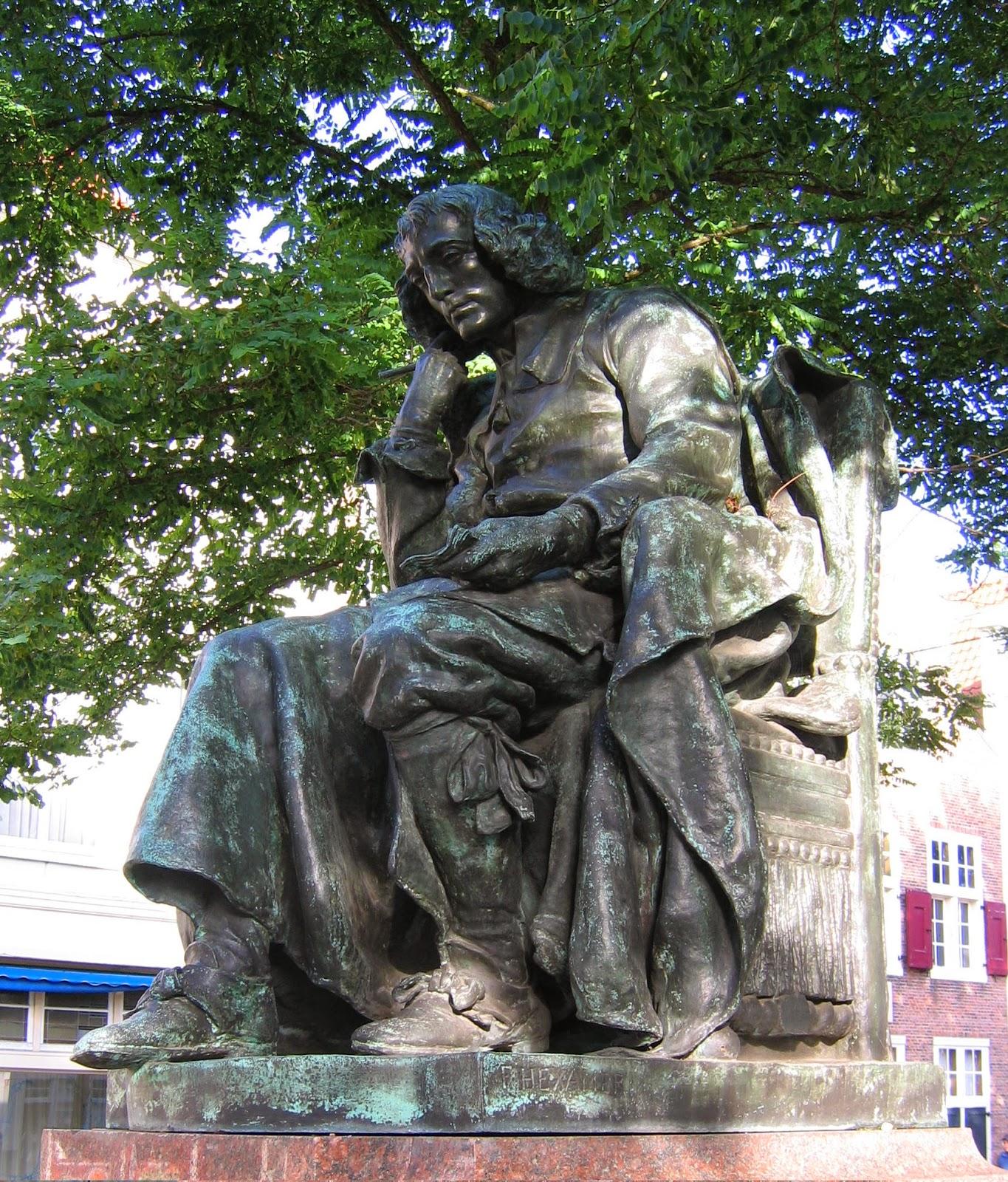 Citaten Van Spinoza : Spinoza excursie in den haag bdspinoza
