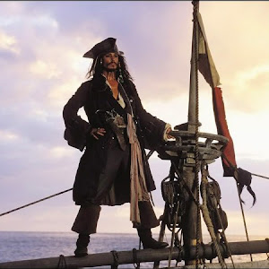 Capitan Jack Sparrow