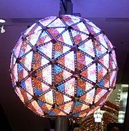 bola do Ano Novo em Times Square