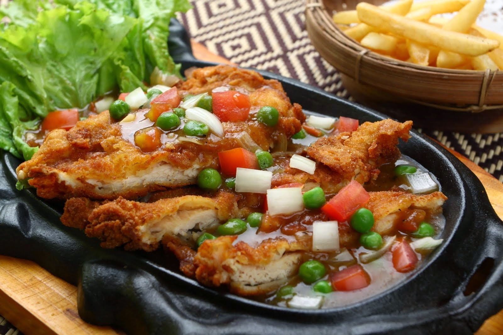 Resep Menu Buka Puasa Cara Membuat Sup Ayam Pelangi
