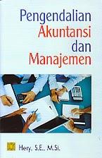 toko buku rahma: buku pengendalian akuntansi dan manajemen, pengarang hery, penerbit kencana