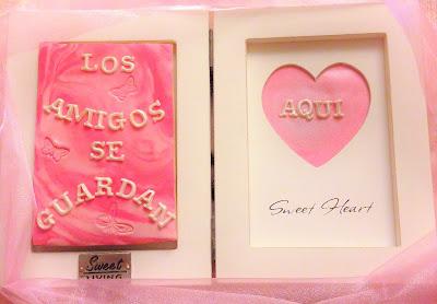 galletas decoradas; galletas fondant; detalle; regalo; nueva etapa; amigos; corazón