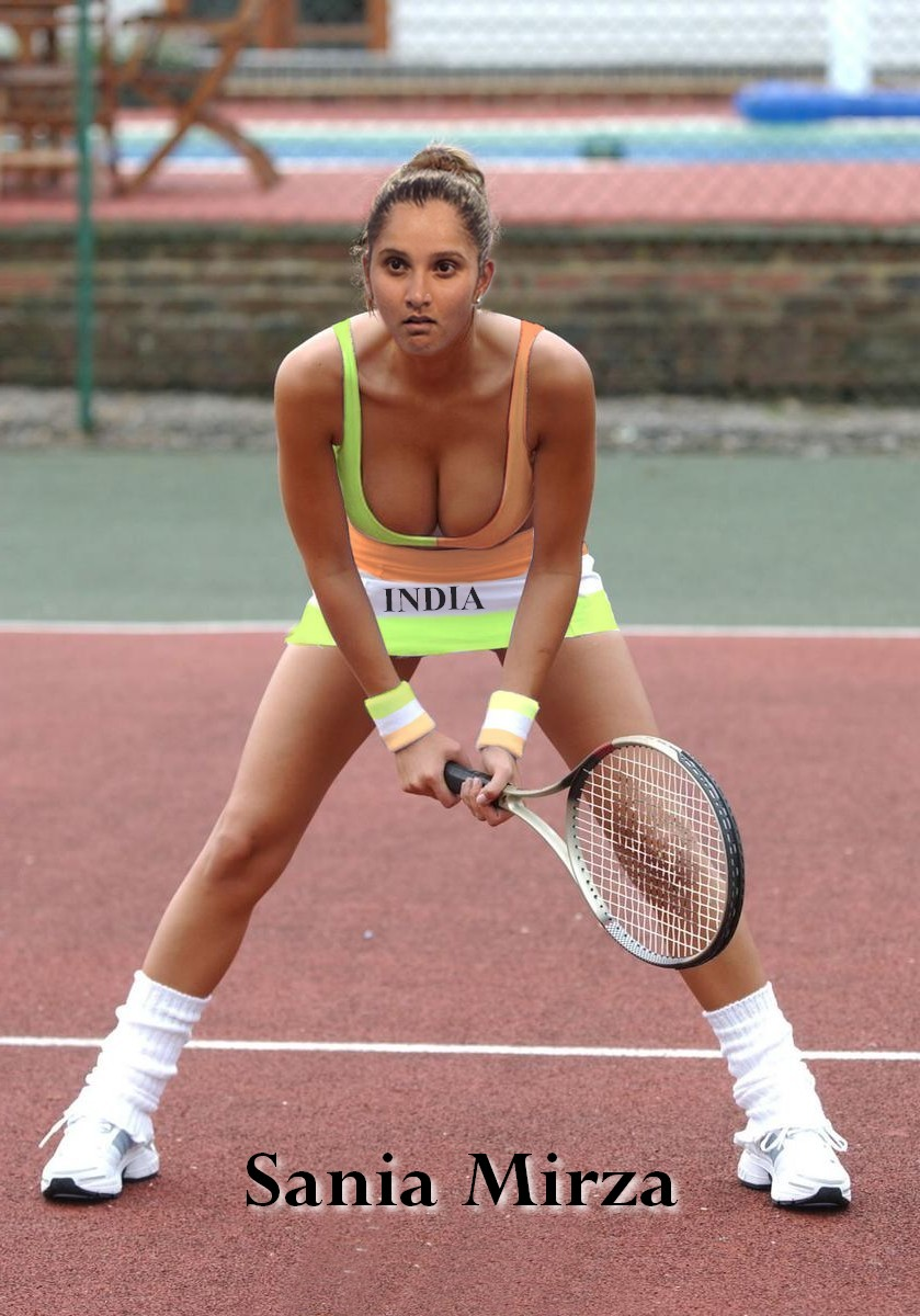 sania mirza xxx indian