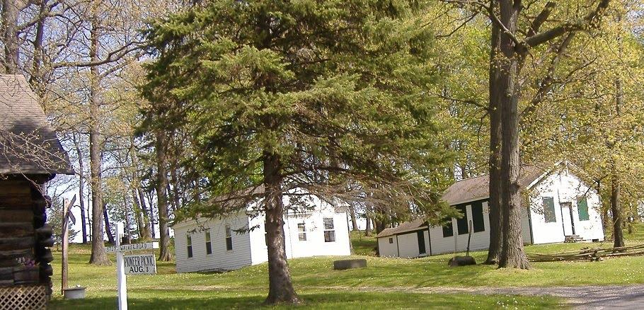 Pioneer Museum Layout