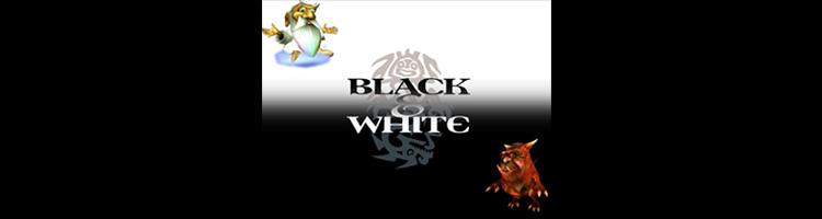 Black & White Pc Game