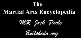 <b>The Martial Arts Encyclopedia &amp; the  BAB</b>