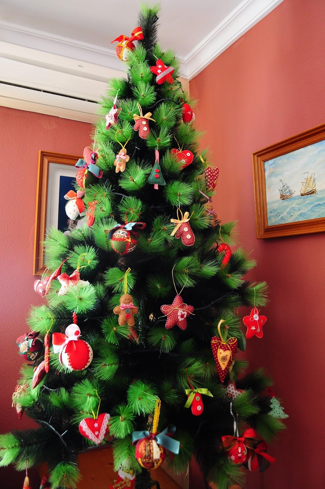 Olas de papel adornos navidad - Adornos navidad de papel ...