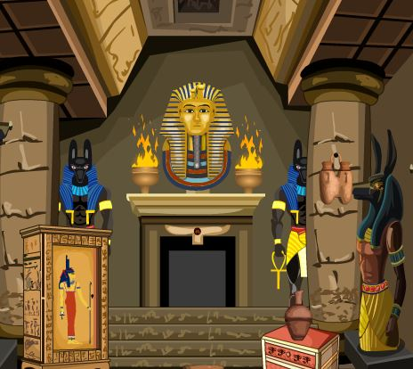 GraceGirlsGames Pharaoh Pyramid Escape Walkthrough