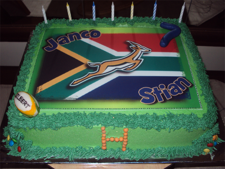 Delana S Cakes Rugby Cakes