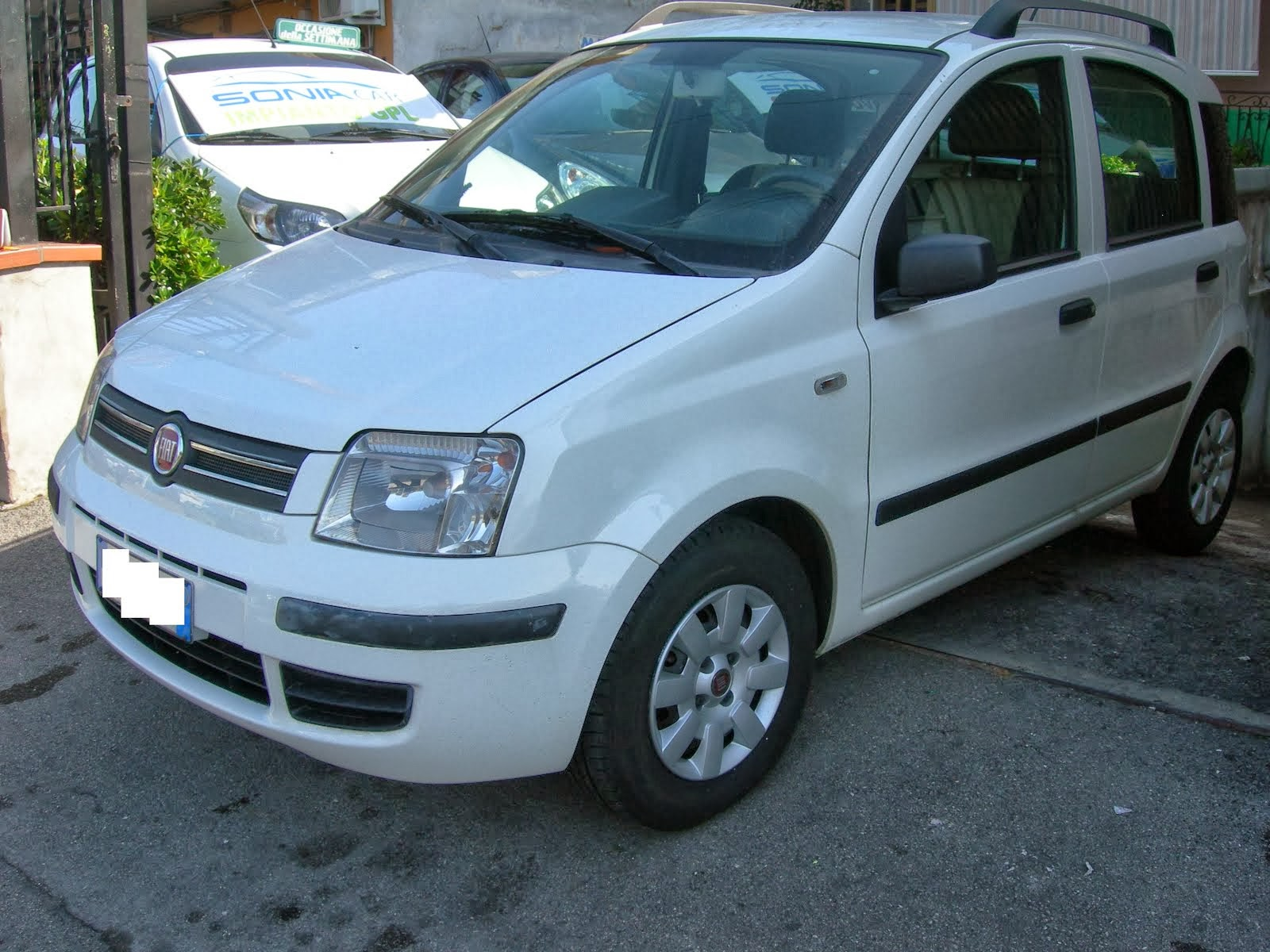 Fiat Panda 1.2 GPL 2009 Full Optional 70.000 km 6.500,00 euro