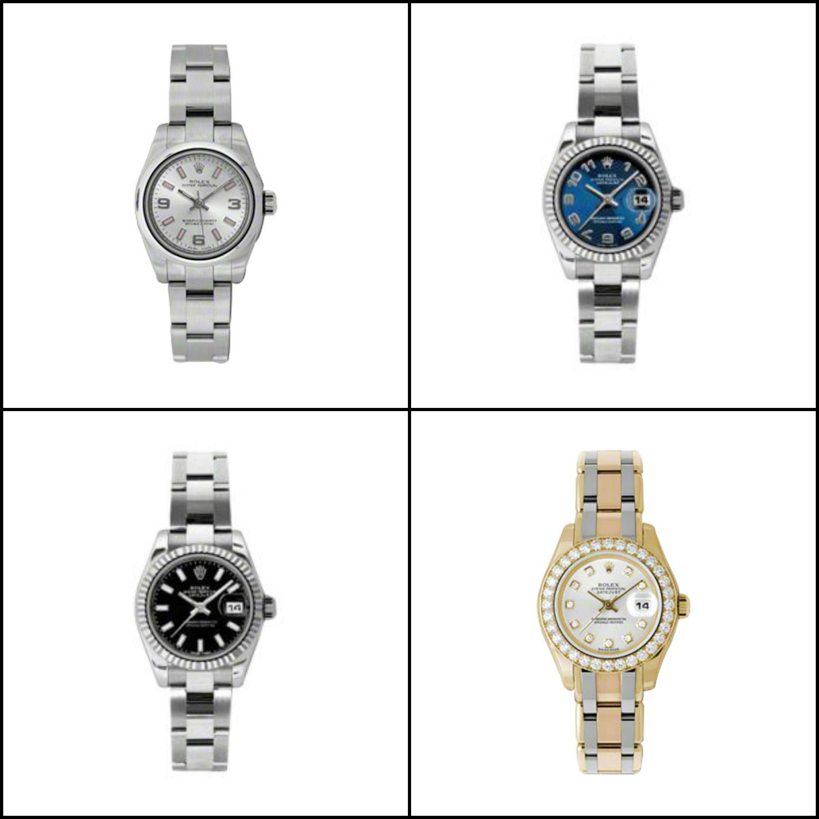 Swiss Wrist Watches