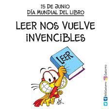15 de junio - Día Nacional del Libro