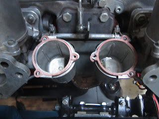 almost empty float chambers SU carbs Volvo B20B caused by a wrong float level