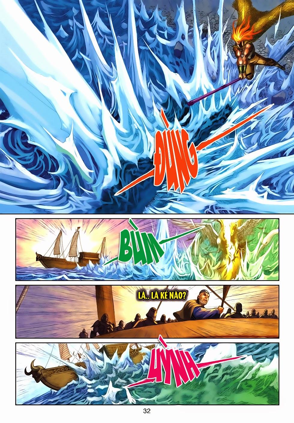 Thần Binh Tiền Truyện 4 - Huyền Thiên Tà Đế chap 10 - Trang 32
