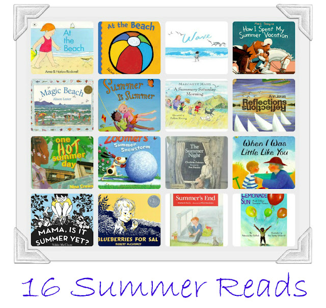 children's summer book
