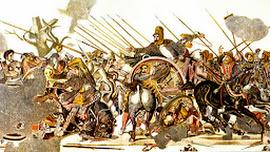 Tìm hiểu lịch sử của 16 quân AOE – P1: Macedonia