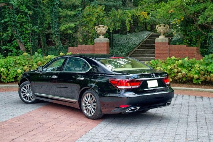 cho thue xe lexus ls460