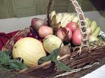minhas frutas prediletas