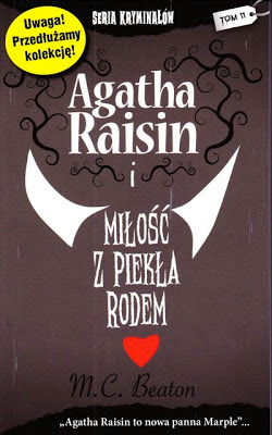 M.C. Beaton, Agatha Raisin i miłość z piekła rodem [Agatha Raisin and the Love from Hell, 2001]