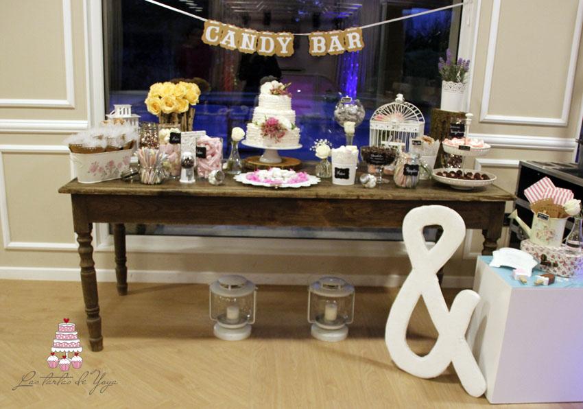 Las tartas de yoya: tarta de boda y mesa dulce, al más puro estilo ...