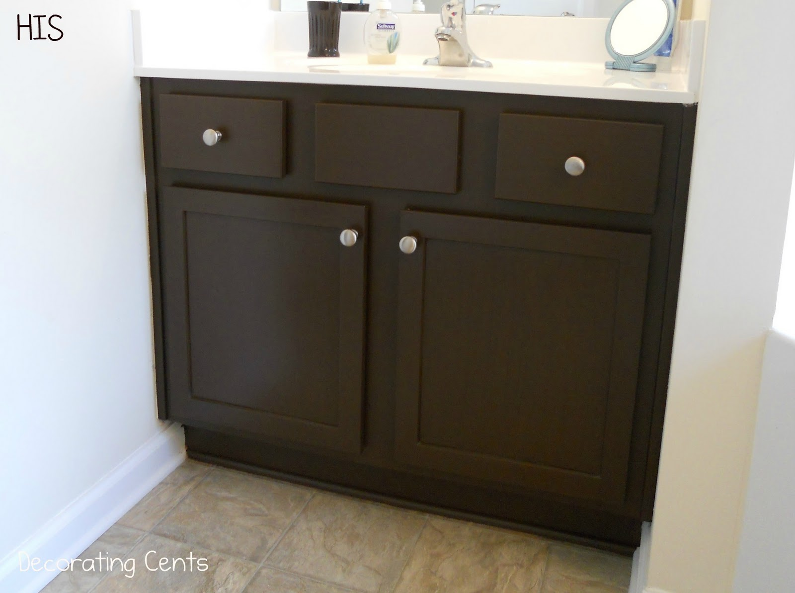 Decorating Cents Cabinet Transformations