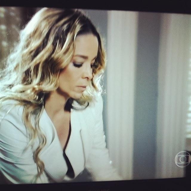 ... , Danielle Winits, na novela Amor à Vida- Capítulo -16/01/2014