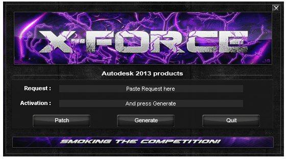 PRODUCTOS AUTODESK 2013 - 2012 FULL [32 & 64 BITS] [KEYGEN X-FORCE