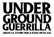 Friends - Underground Guerrilla
