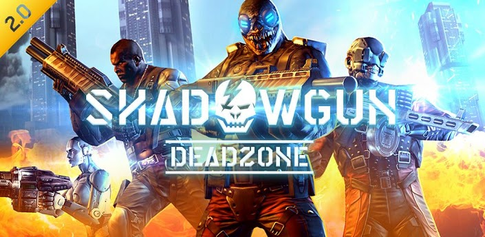 Free Download SHADOWGUN DEADZONE v2.0.2 APK + DATA Android