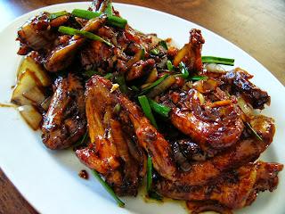 Resep Masakan Asem-asem Sayap Ayam
